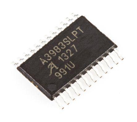 Microstepping 24tssop Allegro Microsystems-Controlador Motor A4982slptr-t