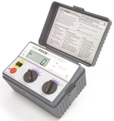 Iek3100 iso tech enrgtech iso tech iek3100 electrical tester ukas calibration publicscrutiny Gallery