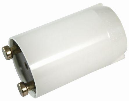 Osram ST151, Glow Fluorescent Light Starter, 4 → 22 W, 230 V ac, 35 mm length , 21.5mm diameter