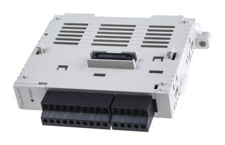 FX3U-3A-ADP                                              Mitsubishi FX3G Series PLC I/O Module 2 Inputs, 1 Outputs 5 → 24 V dc