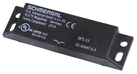 Schmersal BPS 33 Actuator, For Use With BNS 33 Safety Switch