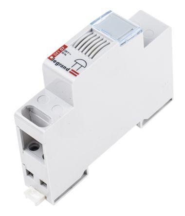 0 041 07                                              Electronic Buzzer, 75dB at 1 Metre, 230 V ac