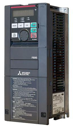Mitsubishi FR-D720S Inverter Drive 1.5 kW No, 1-Phase In, 200 → 240 V ac, 7 A, 0.2 → 400Hz Out, ModBus