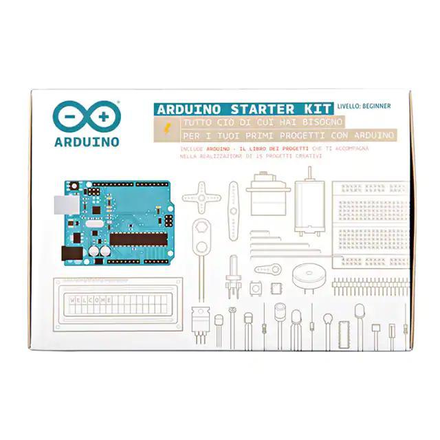 K010007                                              Arduino Starter Kit Italy