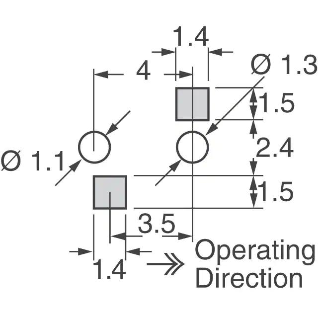 Panasonic Electronic Components ESE-22MV21T