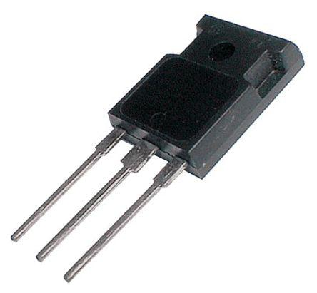 Rohm R6012ANX N-Kanal Mosfet 12 A 600 V 3-Pin TO-220FM