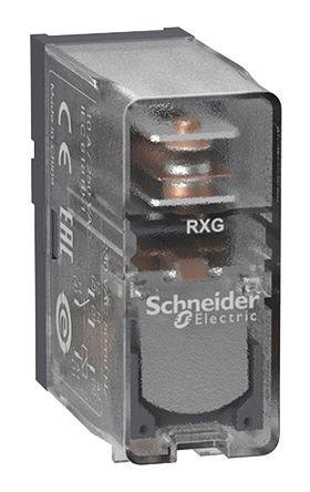 RXG12F7   Schneider Electric   SPST-C/O Plug In Non-Latching