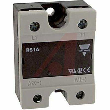 Carlo Gavazzi 25 A SPNO Solid State Relay, Zero, Panel Mount, 530 V ac Maximum Load