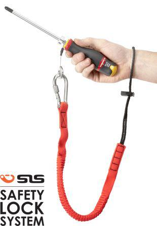 Tool Safety Lanyard Working At Height scaffold spanners//tool arrest heavy duty complet with Wrist strap
