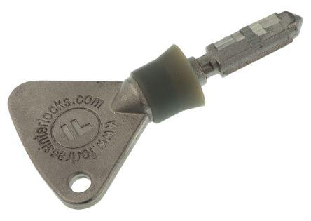 Fortress CLK-SUS Key, For Use With AmGard Locks, mGard Locks