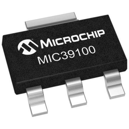 MIC39100-2.5WS
