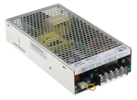 TDK-Lambda 252W Embedded Switch Mode Power Supply SMPS, 10.5A, 24V dc