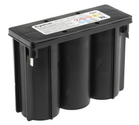 RSAMP3710                                              EnerSys Monobloc RSAMP3710 Lead Acid Battery - 6V, 8Ah