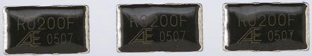 Alpha Metal Foil Current Sensing Surface Mount Resistor 20mΩ ±1% 2W ±25ppm/°C