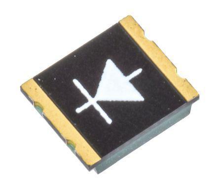 Visible Light Si Photodiode ±65° 5 x Vishay VBPW34S IR Surface Mount GW