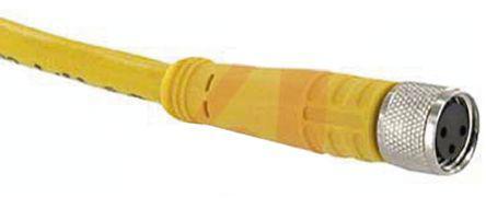 PKG 3M-15-PSG 3M | Turck | Turck M8 15m Female, Male Cable