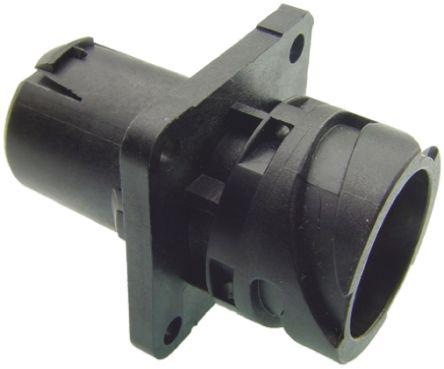 121583-0004/APD-1AP-K2                                              ITT Cannon APD Series Female Panel Mount Connector, 4 contacts Socket