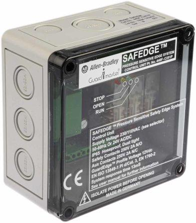 440F-C251P                                              Allen Bradley Guardmaster 440F 115/230 V ac, 24 V dc Safety Relay Dual Channel with 2 Safety Contacts