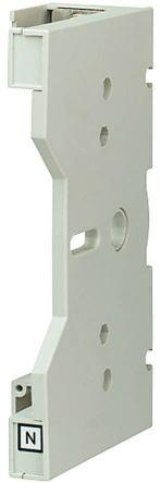 3829 9320                                              Socomec Integrated Solid Neutral Link for use with BS88 Fuse Switch, NFC and DIN Fuse Switch