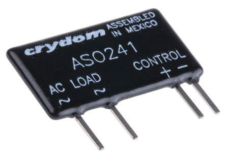 ASO241 | Crydom | Crydom 1.5 A rms Solid State Relay, Zero ... on
