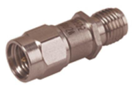 6620_SMA-50-2/199_NE                                              50Ω RF Attenuator SMA Connector SMA Plug to Socket 20dB, Operating Frequency DC to 6GHz