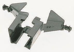 192923-6000/TST36AH00                                              ITT Cannon D-sub Connector Backshell