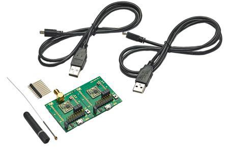 A001-0057                                              WEPTECH 6LoWPAN Evaluation Kit for 6LoWPAN COUA Module