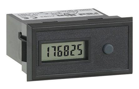 Red Lion 6 Digit, LCD, Counter, 3 V dc