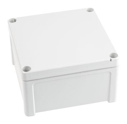 TA 131308   Fibox   TEMPO ABS Enclosure, IP65, 130 x 130 x