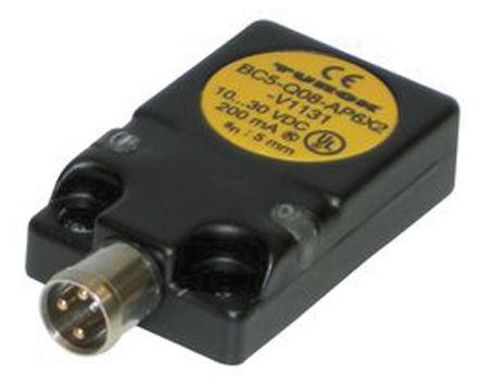 Carlo Gavazzi Capacitive sensor 6 mm length 30mm NPN supply voltage 10 → 30 V dc IP67