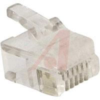 GC Electronics 30-9910 of 10 4 Conductor Modular Plugs PKG