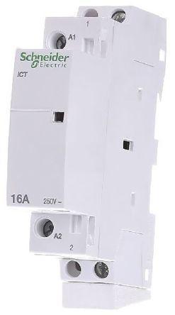 a9c22111 Schneider Electric installationsschütz ICT 16 A 1 S 24 V 50 Hz