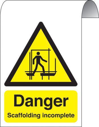 181-2238                                              Sign, Dangerous, English