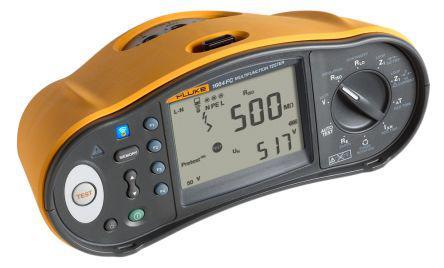 Flk 1664fc dms uk fluke enrgtech fluke 1664fc electrical tester ukas calibration publicscrutiny Gallery
