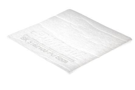 Fan Filter, Mat, 221 x 221mm, Chemical Fibre