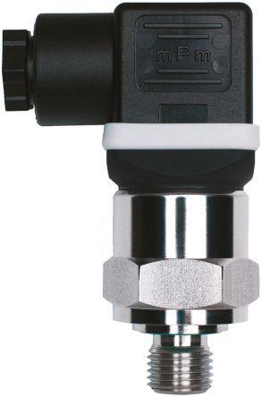 401001/000-461-405-502-20-601-61/000                                              Jumo Absolute for Fluid, Gas Pressure Sensor maximum pressure reading 25bar 10 → 30 V dc G1/4 IP65, IP67