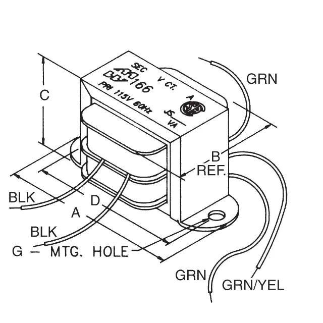 166N12 | Hammond Manufacturing | Hammond Manufacturing ... on