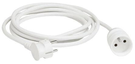 0 516 01                                              Type E - French Extension Leads