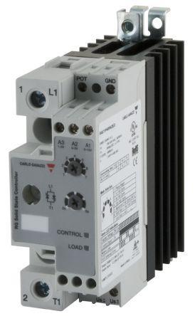 RGC1P23V42ED                                              Carlo Gavazzi Power Control, Analog Input Input, 43 A