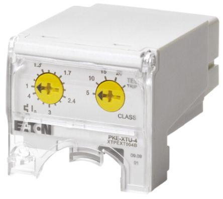 121728 | PKE-XTUA-4                                              Eaton Advanced Trip Block for use with PKE12, PKE32