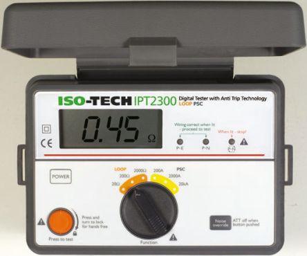 Rcdt320 fr megger enrgtech loop impedance tester 300v 2 cat iii 300 v publicscrutiny Gallery