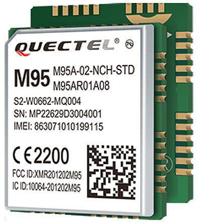 M95FA-03-STD                                              Quectel GSM & GPRS Module M95FA-03-STD