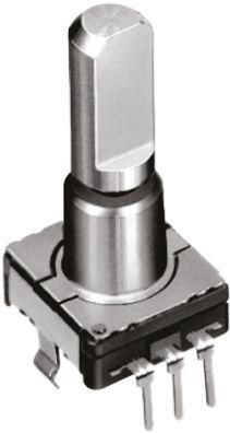 EC11E153440D   Alps   Alps 15 Pulse Incremental Mechanical