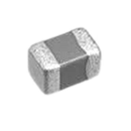 CGA4J2C0G1H333J125AA                                              TDK 33nF Multilayer Ceramic Capacitor MLCC 50 V dc ±5% C0G Dielectric 2012 Solder Max. Op. Temp. +125°C