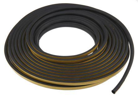 837-2110 | RS Pro | RS Pro EPDM Rubber Black Edging strip