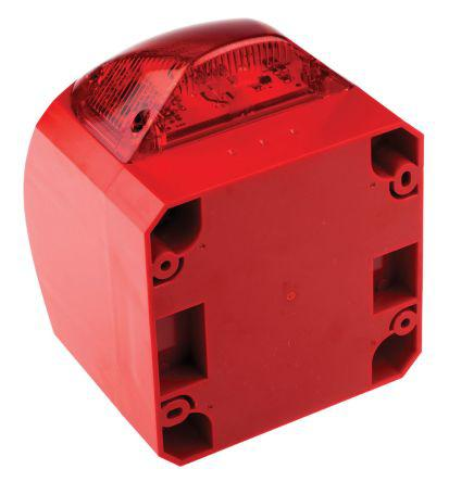 PNC-0001 | Klaxon | Nexus Sounder Beacon, Red Xenon, 10