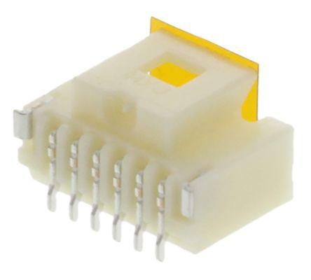 4 Contacts 1 Rows, 1 mm Pico-Clasp 501331 Series Header 501331-0407 Surface Mount Wire-To-Board Connector Pack of 100
