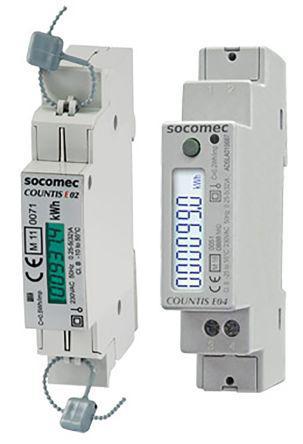48503059                                              Socomec 1 Phase Digital Power Meter