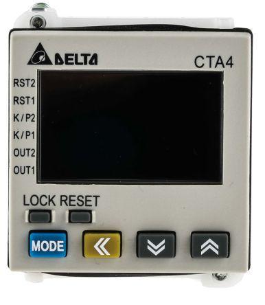 Red Lion 8 Digit, LCD, Digital Counter, 10kHz