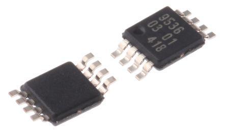PCA9536DP,118 | NXP | NXP PCA9536DP,118, 4-channel I/O